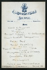 Prince Of Wales Hotel: Menus: Whats on the menu?